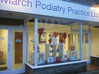 March Podiatry Practice